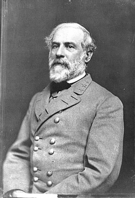 robert e lee civil war. The American Civil War